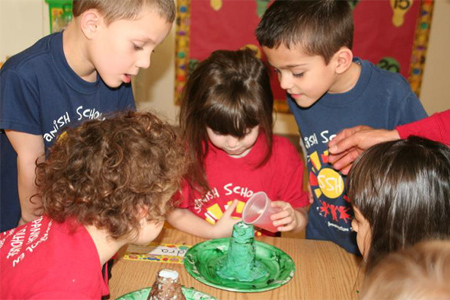 McKinney Tx Preschool Science