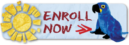 Preschool Enroll Now